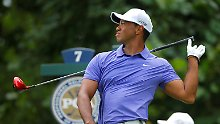 Golflegende comebackt als Nummer 898: Was kann Woods noch?