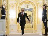 """""""Ehre von Russland schützen"""": Putins leise Drohung"""
