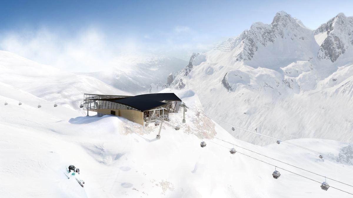 Die wiege des alpinen skilaufs arlberg tradition und for Moderne infrastruktur