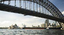 15-Prozent-Abgabe für Backpacker: Australien beschließt Work-and-Travel-Steuer
