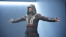 """Assassin's Creed""-Stars in Berlin: ""Dein Blut stirbt nie!"""