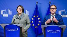 Nach Einigung mit EU-Kommission: Niederlande wollen gegen Pkw-Maut klagen
