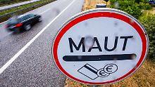 Mehr abgasarme Autos unterwegs: Studie: Pkw-Maut bringt weniger als erhofft