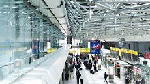 Bislang 30 Millionen Passagiere: Berliner Flughäfen melden Rekord-Gästezahl