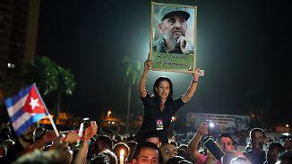 Trauer und Protest spalten das Land: Was bleibt von Castros Kuba?