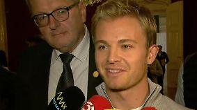 """Weltmeister Nico Rosberg im Interview: """"Bin nicht mehr bereit, so viel Energie hineinzustecken"""""""