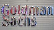 Goldman Sachs warnt Mitarbeiter: Banker arbeitet bis zum Zusammenbruch