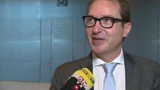 """Alexander Dobrindt im n-tv Interview: """"Maut ist ein europäisches Projekt"""""""