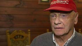 """Niki Lauda zu Rosbergs Karriere-Ende: """"Für Mercedes ist das keine gute Entscheidung"""""""