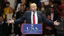 """""""Keinerlei Beleg für Fälschung"""": Trump wehrt sich gegen die Neuauszählung"""