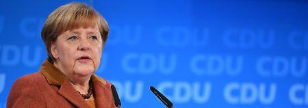 Donnergrollen in Jena: Rettung von Merkels CDU ist Schwerstarbeit