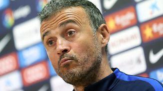 """El Clásico: Barça trifft auf Real: """"Haben die Chance, dass Real Madrid mal nicht gewinnt"""""""