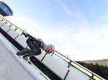 Skisprung-Weltcup in Klingenthal: Freund verliert Gelb und ärgert sich
