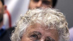 """Sorge vor erneuten Staatsschuldenkrise: Bei Neuwahlen in Italien """"wird es gefährlich"""""""