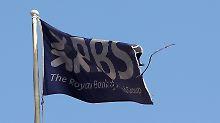 Aktionäre drohen mit Prozess: RBS will sich mit einer Milliarde freikaufen