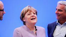 Kanzlerwahlverein CDU: Von dieser Disziplin kann Gabriel nur träumen