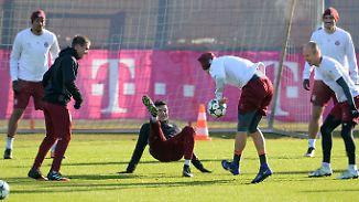 Gladbach zittert vor Messi und Suarez: Bayern will Hinspielpleite gegen Atlético ausbügeln