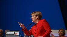 """""""Mein erklärtes politisches Ziel"""": Merkel: Flüchtlingsjahr 2015 wiederholt sich nicht"""