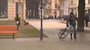 Blitzeis rund um Berlin und Leipzig: Nikolaustag wird im Nordosten zur Schlitterpartie