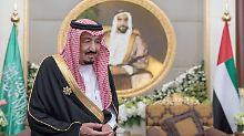 Saudis verurteilen Schiiten: 15 Todesurteile für mutmaßliche Spione