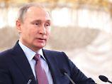 Der Kreml fürchtet nicht nur Cyberattacken, sondern auch negative Berichterstattung im Internet.