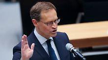 Der Neue ist der Alte: Müller erneut zum Regierenden gewählt