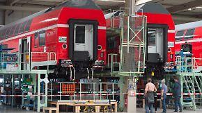 Kartellbehörde müsste zustimmen: Siemens und Bombardier planen offenbar Fusion des Zuggeschäfts