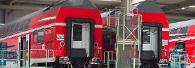 Bericht über Gespräche: Zug-Fusion bei Siemens und Bombardier?