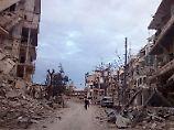 Heftige Kämpfe in Aleppo: Hoffnung auf Feuerpause enttäuscht
