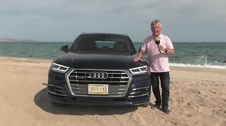 Luftgefederte zweite Generation: So fährt sich der neue Audi Q5