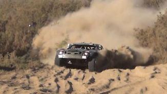 Eines der härtesten Offroadrennen: Baja 1000 - viel Sand, keine Regeln