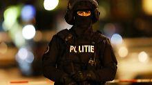 Anschlagspläne in Rotterdam?: Bewaffneter Extremist festgenommen