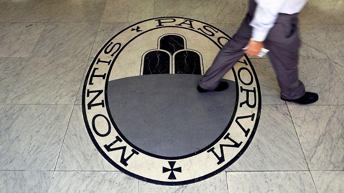 Monte dei Paschi di Siena gilt als älteste noch existierende Bank der Welt.