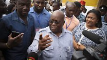 Wird Ghanas neuer Präsident: Nana Akufo-Addo