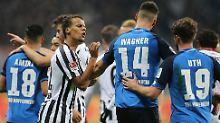 """""""Aktion gegen Wagner war Wahnsinn"""": Frankfurter """"Chaos-Spiel"""" erbost Hoffenheim"""