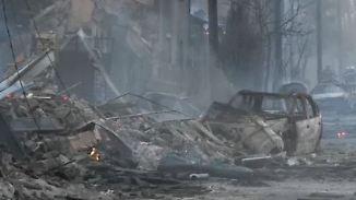 Sieben Tote in Bulgarien: Entgleister Güterzug legt Dorf in Schutt und Asche