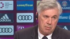 """Ancelotti nach Kantersieg zufrieden: """"Müller ist auch gut, wenn er keine Tore schießt"""""""