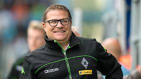 Gefragter Mann: Gladbach-Manager Eberl.
