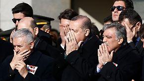 Bekenntnis kurdischer Extremisten: Erdogan will Vergeltung für Doppelanschlag in Istanbul