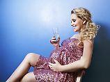 Alkohol in der Schwangerschaft: Geschädigten fehlt oft gesundes Misstrauen