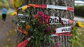 Getötete Freiburger Studentin Maria: Mutmaßlicher Mörder soll vorbestrafter Gewalttäter sein