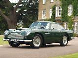 """Vorerst sollen 25 Exemplare des """"neuen"""" DB4 GT bei Aston Martin produziert werden."""