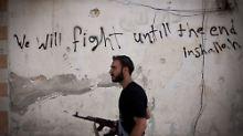Interview mit Stefan Liebich: Was kann man vom Krieg in Syrien lernen?