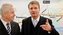 Rüdiger Grube und Ronald Pofalla bleiben bestimmende Kräfte im Staatskonzern.