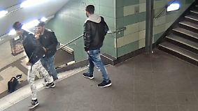 Stoß-Attacke in Berliner U-Bahn: Hauptverdächtiger ist identifiziert