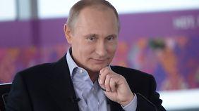 Hackerangriff aus Rache an Clinton: Putin soll US-Wahl beeinflusst haben