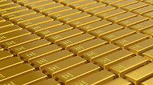 Der Börsen-Tag: Gold nähert sich dem 52-Wochen-Tief