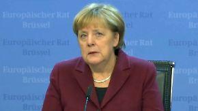 Hilferuf auf Gipfel in Brüssel: Bürgermeister von Ost-Aleppo beschämt EU-Regierungschefs
