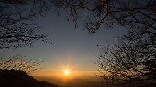 Milder Advent: Sonniger Dezember erfüllt bereits Monatssoll