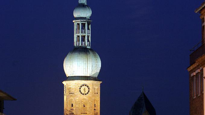 Die Reinoldikirche in Dortmund. (Archivbild)
